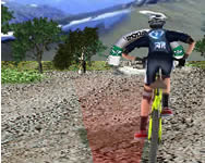 3D Mountain Bike j�t�k