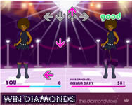Diamond disco online j�t�k