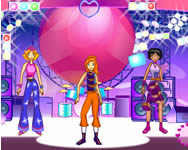 Totally spies dance j�t�k
